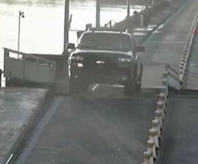 Police: Florida motorist accidentally jumped drawbridge