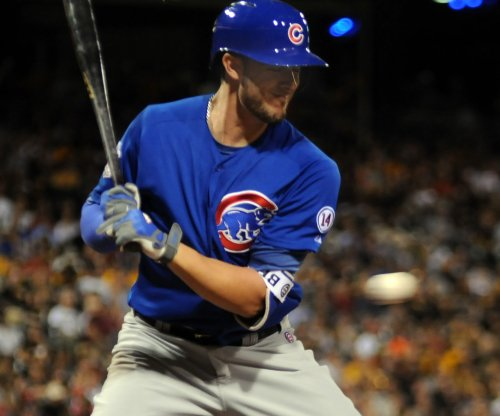 Chicago Cubs' Kris Bryant ends pitching duel with walk-off homer