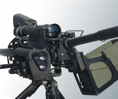 Rheinmetall introduces new sighting system