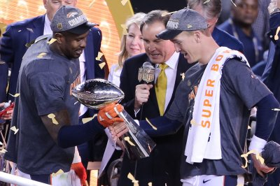 Chatter continues on futures of Denver Broncos' Peyton Manning, Von Miller