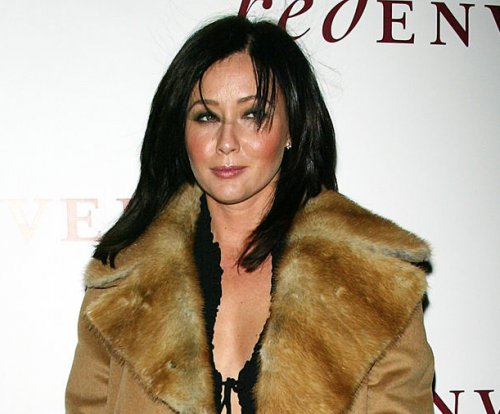 Shannen Doherty confirms breast cancer has spread
