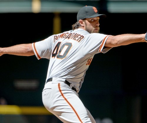 MLB: San Francisco Giants ace Madison Bumgarner returns, will start Saturday