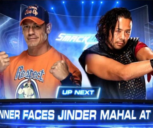 WWE Smackdown: John Cena, Shinsuke Nakamura battle to become No. 1 contender