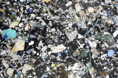 The Great Pacific Garbage Patch is getting bigger