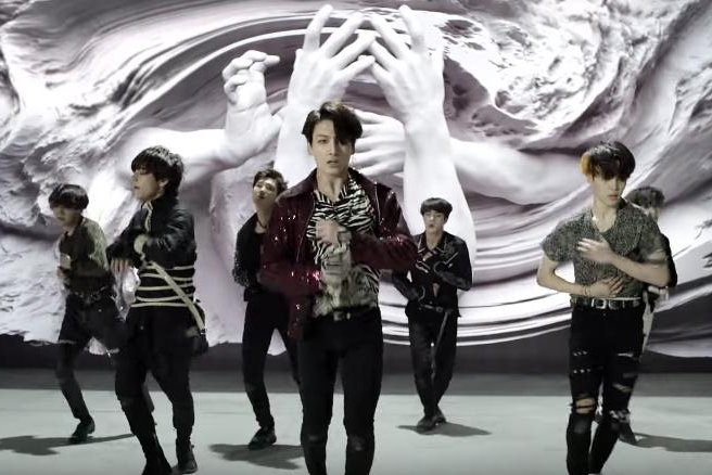 BTS releases new album, 'Fake Love' music video - UPI com