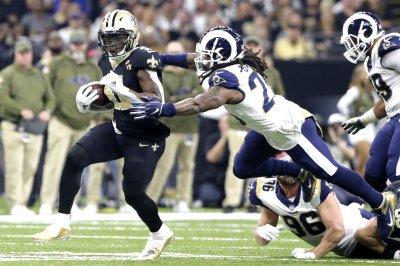 New Orleans Saints aim to keep hot streak going