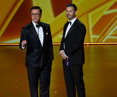 Colbert, Fallon, Kimmel to host 'Together at Home' concert
