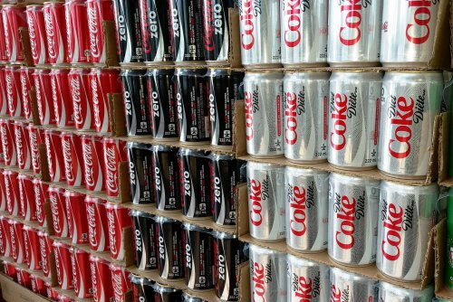 American consumption of sugary drinks declines, study finds