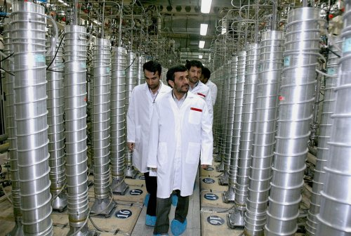 Cyberattack affects Iranian nuke sites