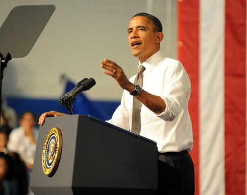 Obama's schedule for Wednesday, Oct. 5