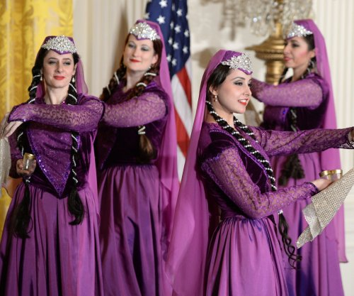 Persian New Year celebration held at White House