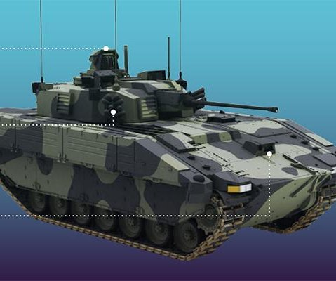 Thales UK providing sighting systems for Scout armored vehicles