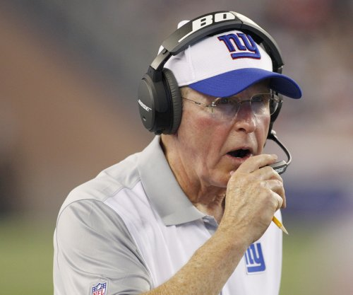 Tom Coughlin leads New York Giants out of early hole