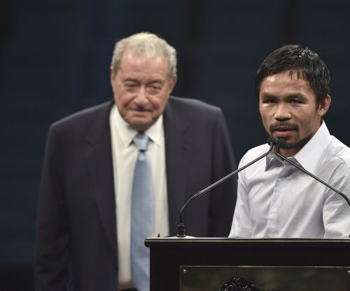 Manny Pacquiao to run for senate in the Philippines