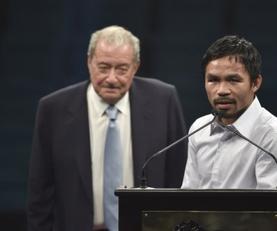 Manny Pacquiao to run for senate in the Phillippines