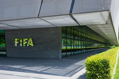Two FIFA executives arrested in Zurich hotel raid
