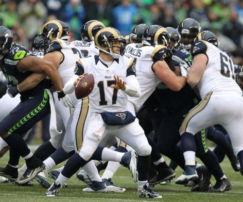 St. Louis Rams shock Seattle Seahawks