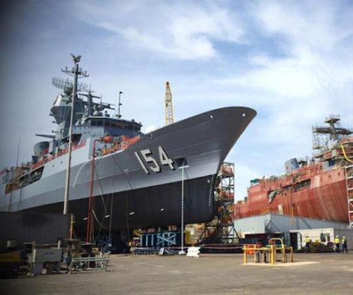 Australia's sixth ANZAC-class frigate modernized