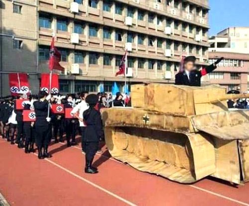 Taiwan school principal resigns over student Nazi cosplay event