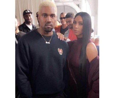 Kim Kardashian praises Kanye West's new Yeezy show: 'I'm so proud'