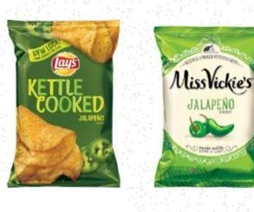 Frito-Lay recalls jalapeno-flavored chips because of potential Salmonella