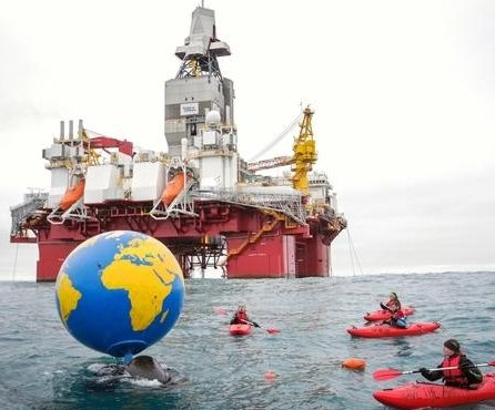 Greenpeace activists arrested after Barents Sea protest