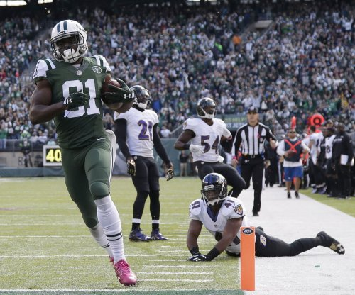 Report: WR Enunwa signs tender with Jets