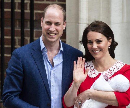 Prince William, Kate Middleton name son Louis Arthur Charles