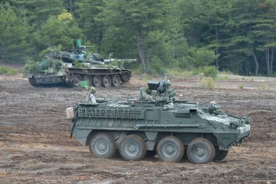 GenDyn awarded $392M for Stryker vehicle upgrades