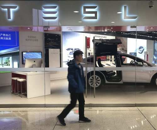 Tesla investigating video of Model S explosion in China
