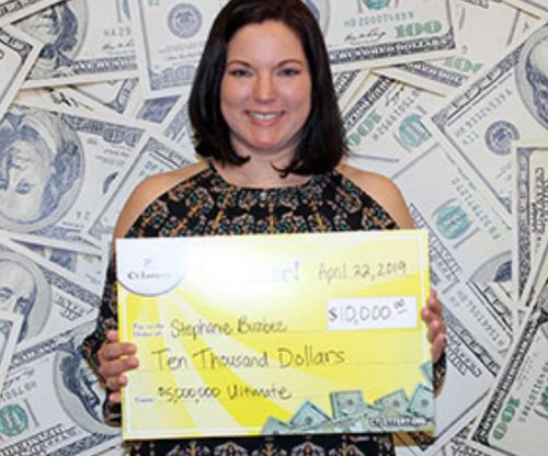 Bread delivery route leads woman to $10,000 lottery jackpot