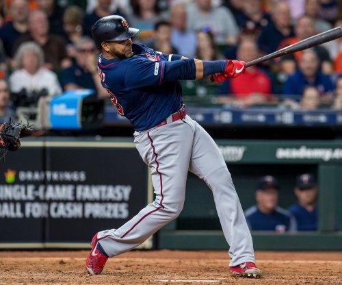 Twins place designated hitter Nelson Cruz on injured list