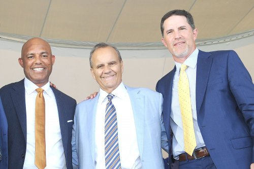 Former Yankees closer Mariano Rivera headlines six Baseball Hall of Fame inductees