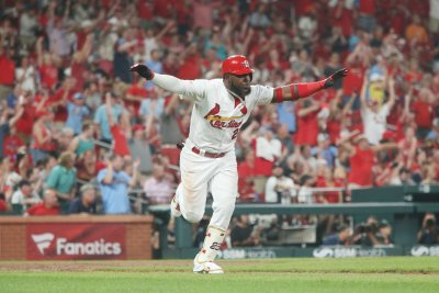 Marcell Ozuna brings in every run in Cardinals' win over Nationals