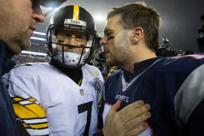 Roethlisberger to Buccaneers coach Leftwich: 'Don't screw it up' with Tom Brady