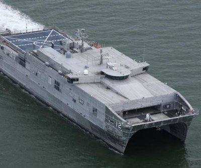 Expeditionary fast transport USNS Newport completes sea trials