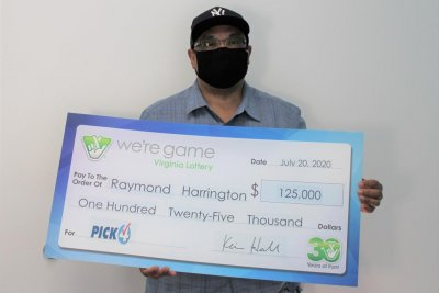 Man buys 25 identical lottery tickets for same drawing, wins 25 times