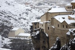Storm Filomena could produce all-time snowfall record in Madrid