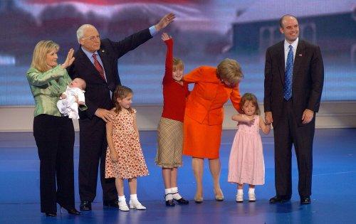 Liz Cheney drops out of Senate race