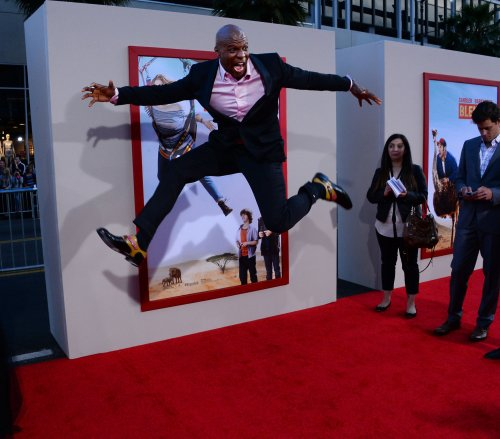 'Blended' star Terry Crews explains why he relates to the film
