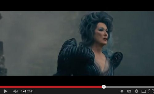 Meryl Streep sings in new trailer for 'Into the Woods'