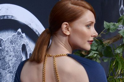 Watch Bryce Dallas Howard 'cry on command' during 'Conan' visit