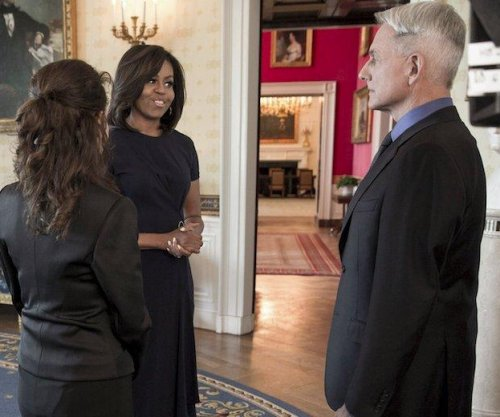 Michelle Obama will appear on 'NCIS' in May