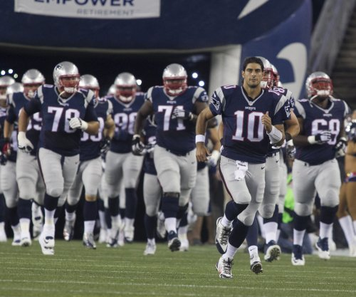 New England Patriots: Jimmy Garoppolo subs for Tom Brady until Week 5