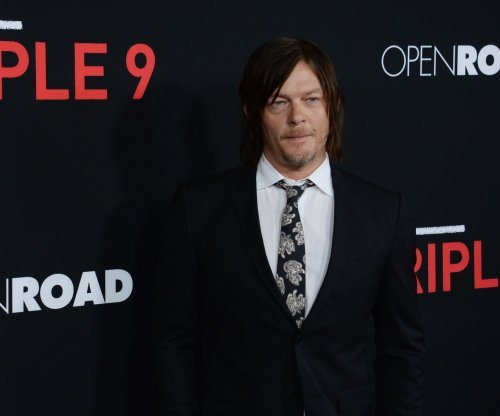 Norman Reedus: Andrew Lincoln's latest prank involved a marooned motorcycle and a sex doll