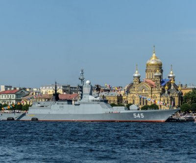 Keel laid for new Russian corvette: Report