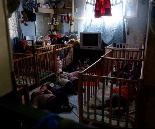 Asylum seeker children at risk in Israel's 'baby warehouses'