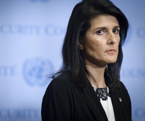 U.N. Ambassador Haley: U.S. has 'no love' for Russia