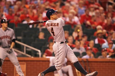 Houston Astros cap sweep of Minnesota Twins with 6-HR barrage