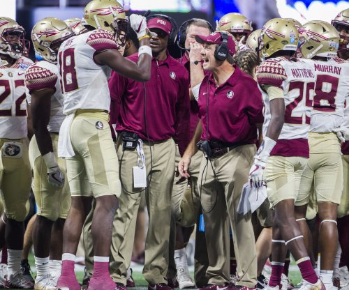 NCAA football Top 25 AP poll update: Florida State Seminoles drop out of rankings